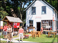 antique shop rosseau